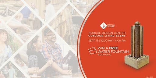 FREE Outdoor Living Event at System Pavers' Union City Design Center