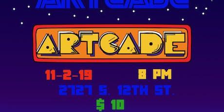 The Artcade tickets