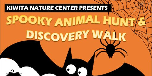Spooky Animal Hunt & Discovery Walk