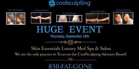 Fall Back In Love w/ Your BODY! CoolSculpting Event tickets