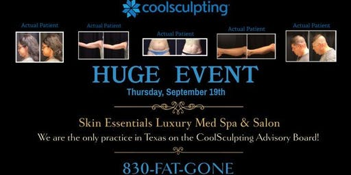 Fall Back In Love w/ Your BODY! CoolSculpting Event