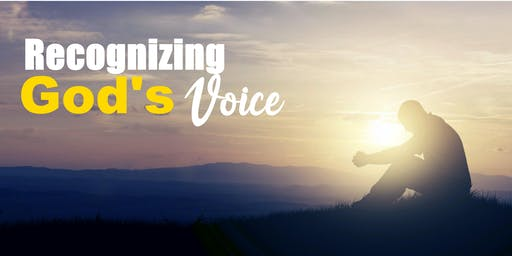 Recognizing God's Voice