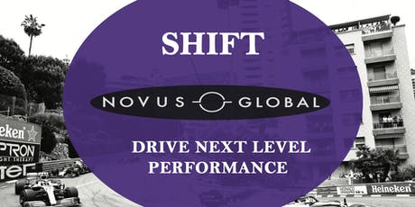 SHIFT: Drive Next Level Performance tickets