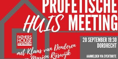 Profetische HUIS meeting