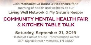 My Sister's Keeper Kitchen Table Talk & Community...