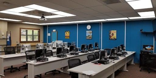Open Mac & PC Lab - Nevada Union Campus