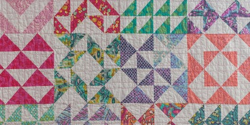 Beginner's BASIC QUILT BLOCK