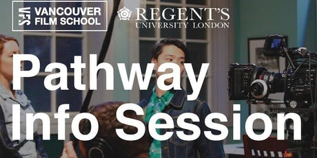 Regent's University London Pathway INFO SESSION tickets