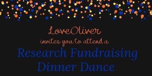 LoveOliver Research Fundraising Dinner Dance