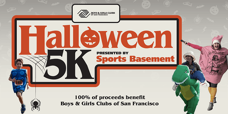 2019 BGCSF Halloween 5K, presented by Sports Basement tickets