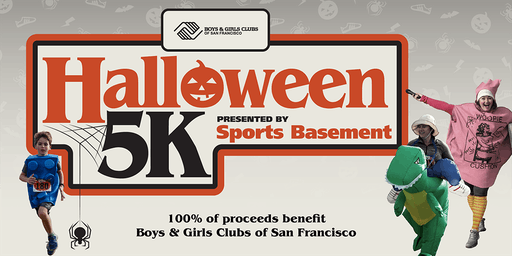 2019 BGCSF Halloween 5K, presented by Sports Basement