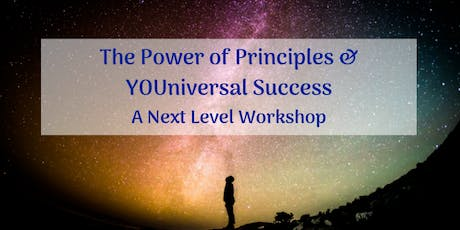 The Power of Principles & YOUniversal Success tickets