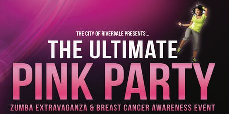 The Ultimate Pink Party tickets