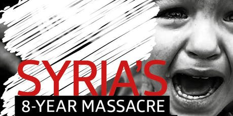 Syria's 8-Year Massacre and the Indelible Stain on the World's Conscience tickets