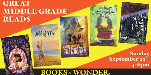 Great Middle Grade Reads!
