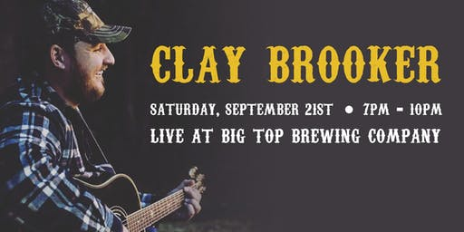 Clay Brooker Live