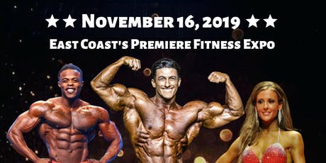 Hudson Fitness Expo 2019 tickets