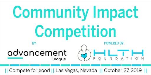 The ADV + HLTH Community Impact Competition (Las Vegas, Nevada)