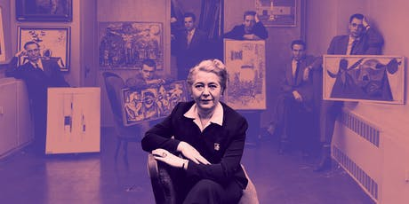 Member Preview for Edith Halpert and the Rise of American Art at the Jewish Museum tickets