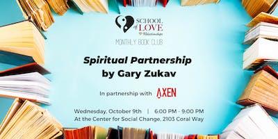 Book Club: Spiritual Partnership by Gary Zukav