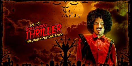 Portland Bollywood Thriller! Halloween Costume Party tickets