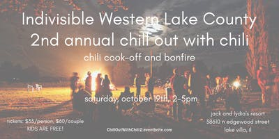 IWLC's 2nd Annual Chill Out with Chili