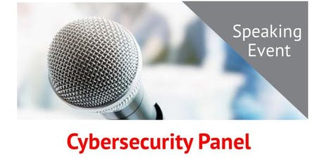 Cybersecurity Panel tickets