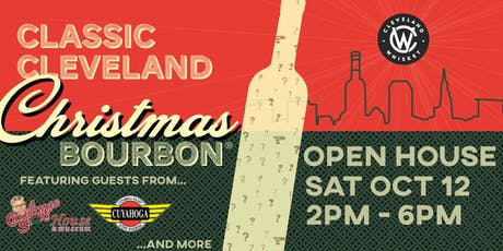 Classic CLE Christmas Bourbon Open House tickets