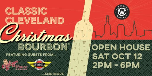 Classic CLE Christmas Bourbon Open House