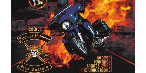 Bike Night at Noble Lounge