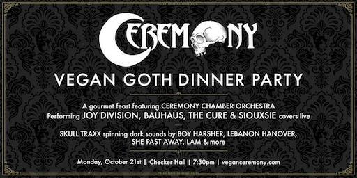 Vegan Goth Dinner Party
