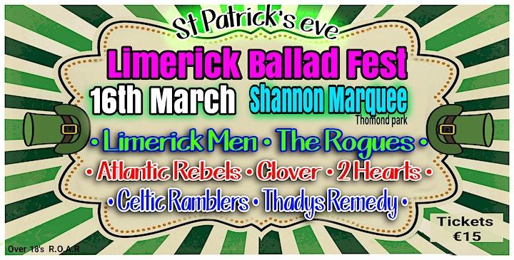 Limerick Ballad Fest image