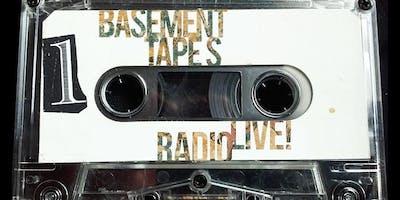 BASEMENT TAPES RADIO LIVE! Hip Hop + Neo-R&B + Modern Soul