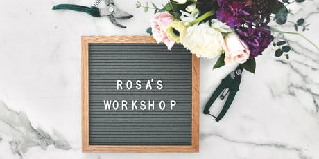 Rosa's Arrangement Workshop tickets