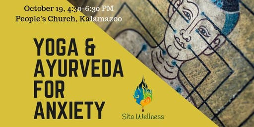 Yoga and Ayurveda for Anxiety