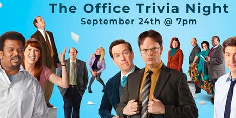 The Office Team Trivia tickets