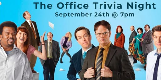 The Office Team Trivia