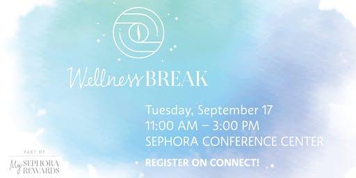 Wellness Break 9/17 Yoga