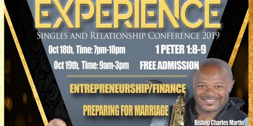 The Experience Singles and Relationship Conference