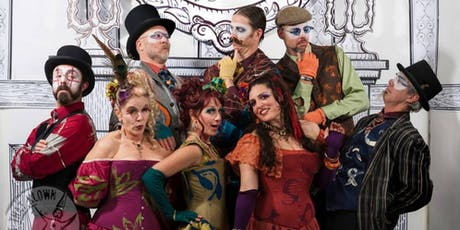 A Gorey Halloween - The Edwardian Ball 20th Anniversary Begins tickets
