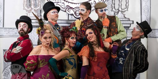 A Gorey Halloween - The Edwardian Ball 20th Anniversary Begins
