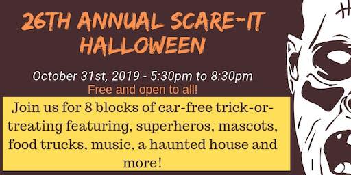 Scare-It Halloween 2019