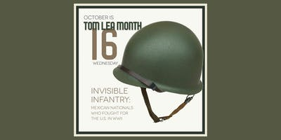 Invisible Infantry Talk