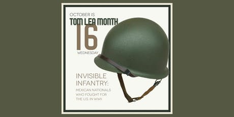 Invisible Infantry Talk tickets