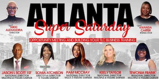 Atlanta - Super Saturday Guest Registration