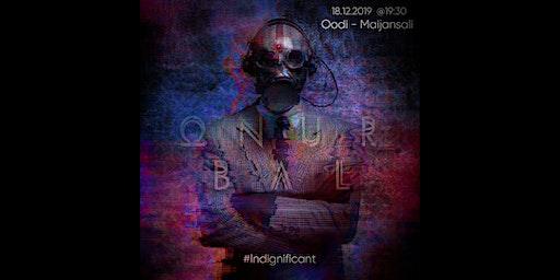 Onur Bal #Indignificant Concert