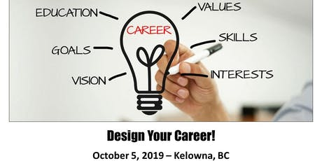 Design Your Career! tickets