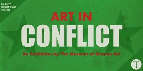 Art in Conflict Exhibition Opening Reception tickets