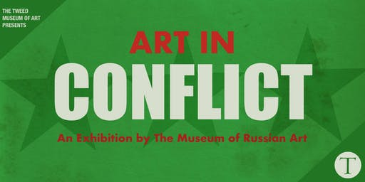 Art in Conflict Exhibition Opening Reception