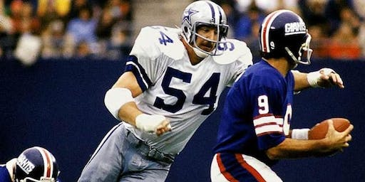 Drew Pearson Live w/ Randy White Red Carpet Taping Event